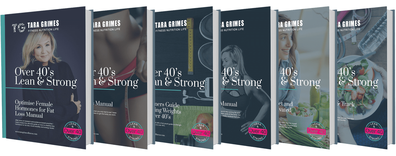 All Over 40s Lean and Strong ebooks