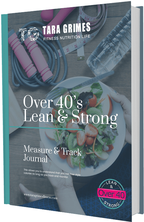 Over 40's lean and strong measure and track journal