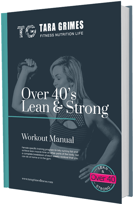 Over 40's lean and strong workout manual