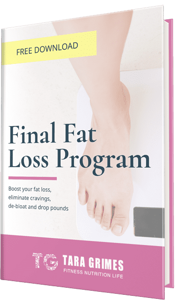 Cover image of the Final Fat Loss Program by Tara Grimes